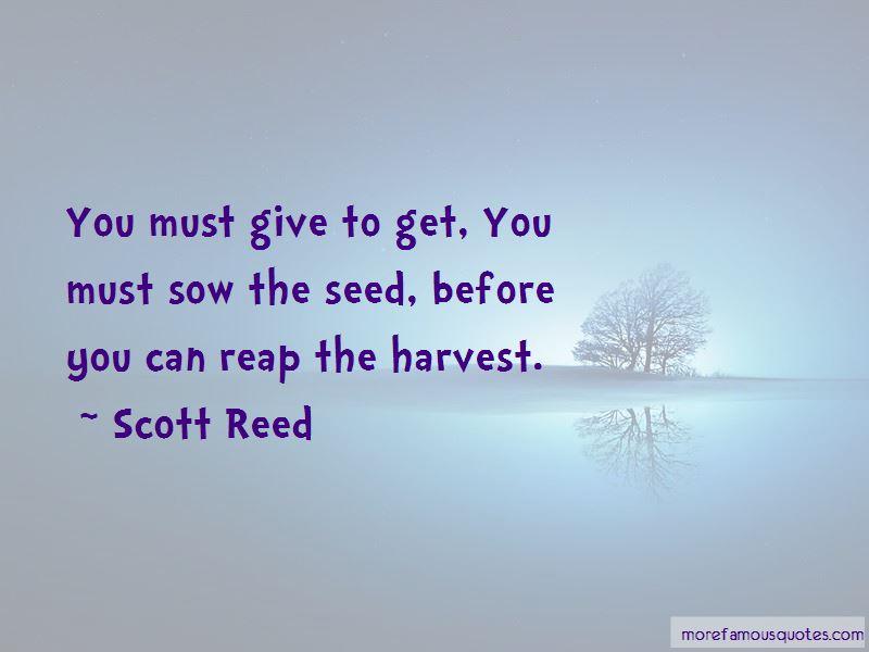Scott Reed Quotes