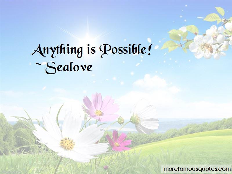 Sealove Quotes