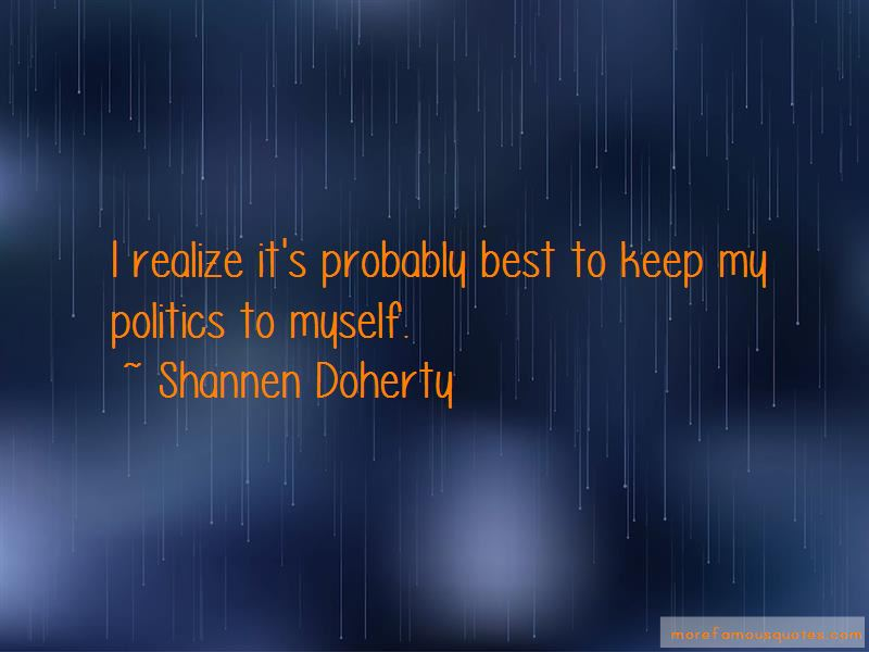 Shannen Doherty Quotes Pictures 3