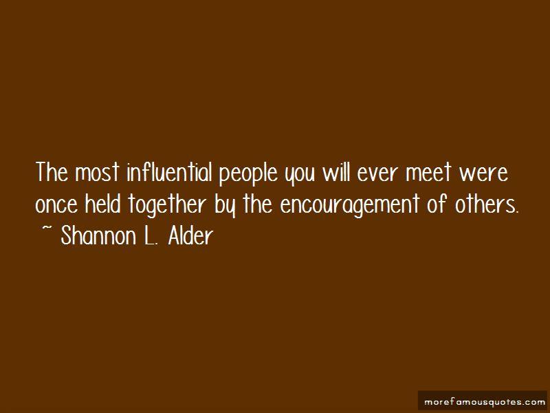 Shannon L. Alder Quotes Pictures 2