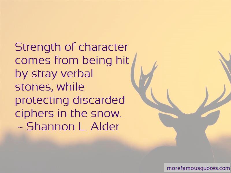 Shannon L. Alder Quotes Pictures 3