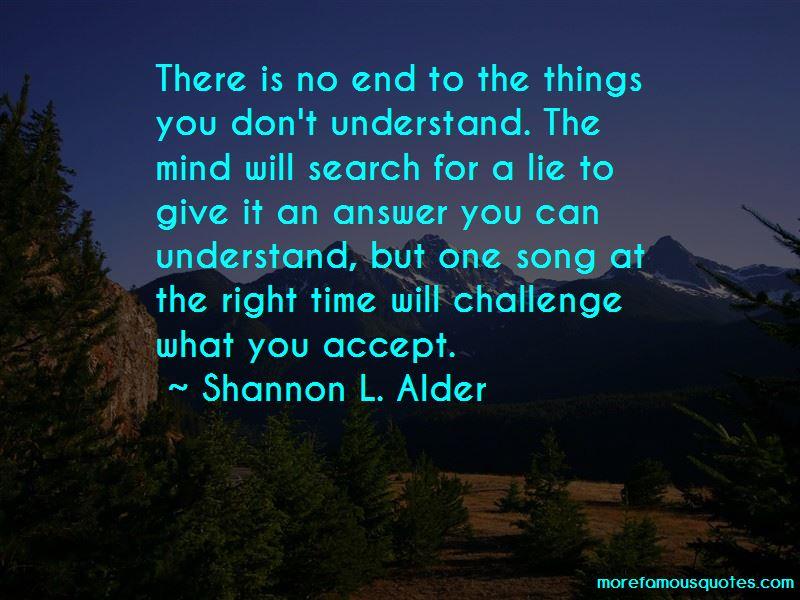Shannon L. Alder Quotes Pictures 4
