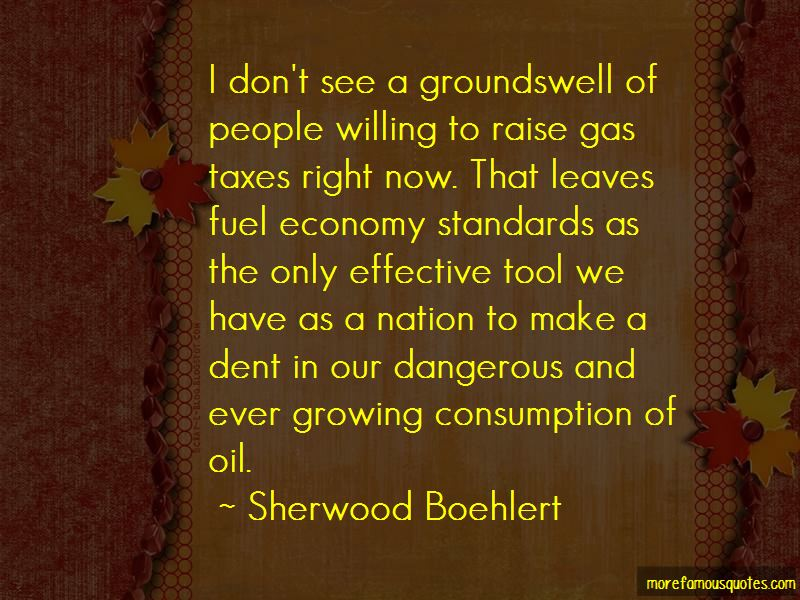Sherwood Boehlert Quotes Pictures 2