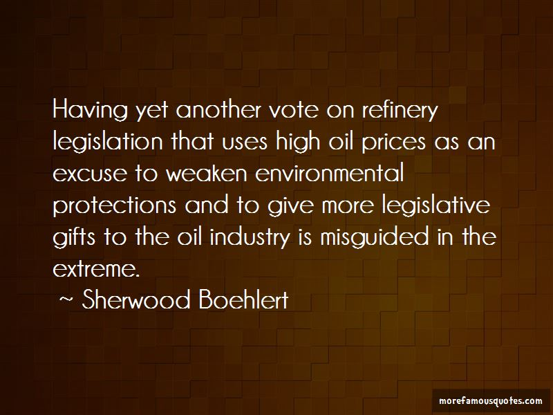 Sherwood Boehlert Quotes Pictures 4
