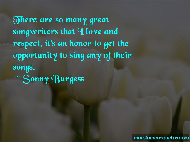 Sonny Burgess Quotes Pictures 2