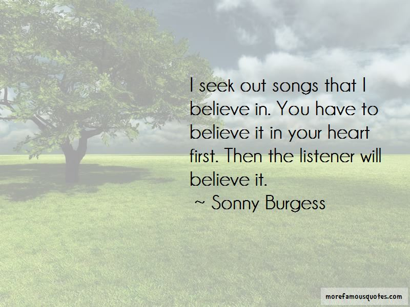 Sonny Burgess Quotes Pictures 3