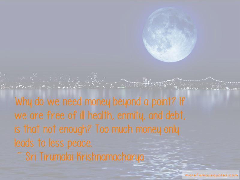 Sri Tirumalai Krishnamacharya Quotes