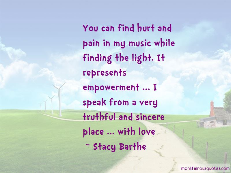 Stacy Barthe Quotes Pictures 2