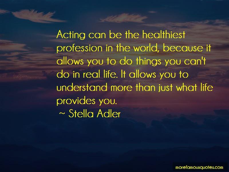 Stella Adler Quotes Pictures 3