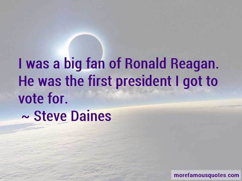 Steve Daines Quotes