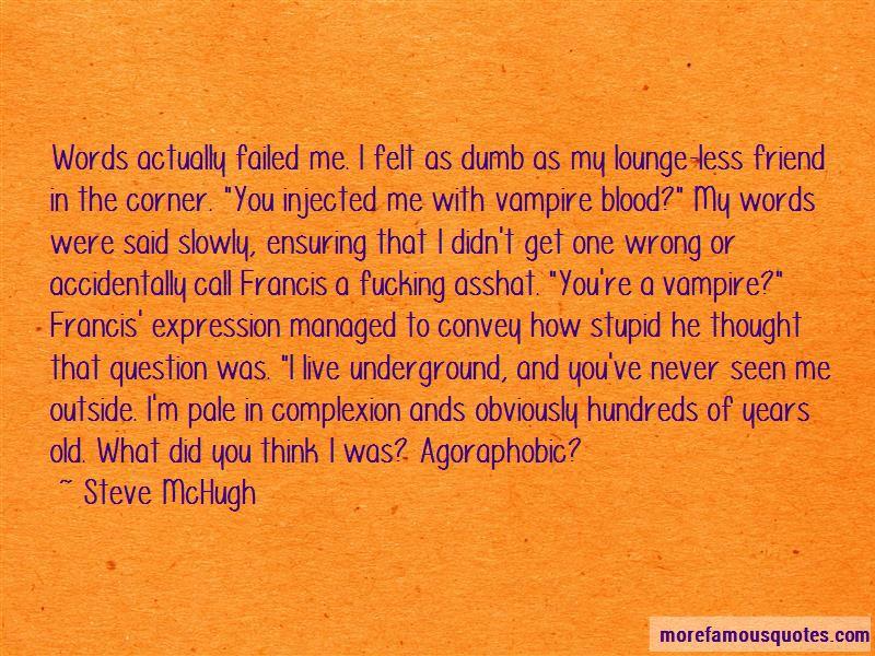 Steve McHugh Quotes Pictures 3