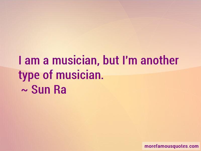 Sun Ra Quotes