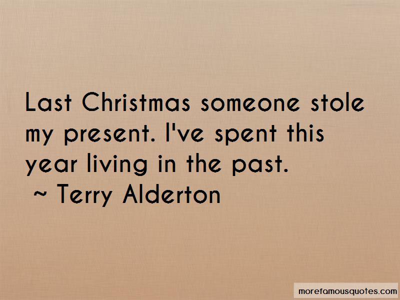 Terry Alderton Quotes
