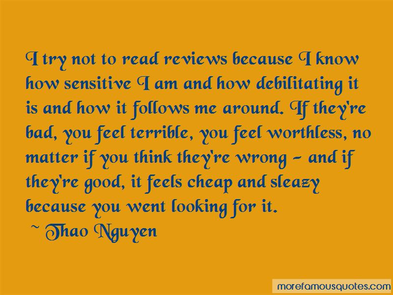 Thao Nguyen Quotes Pictures 2