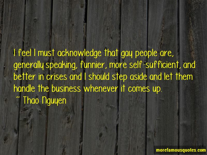 Thao Nguyen Quotes Pictures 4