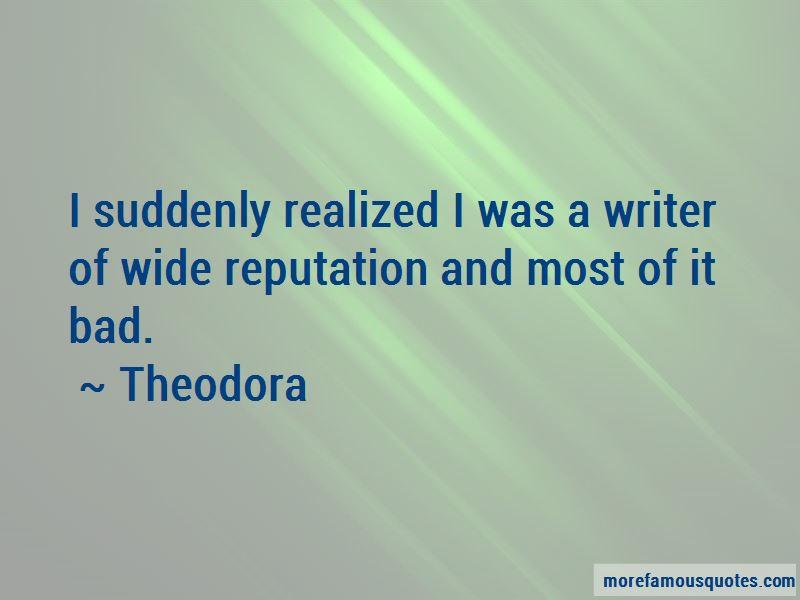Theodora Quotes Pictures 3