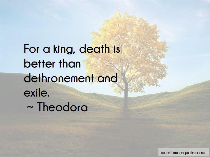 Theodora Quotes