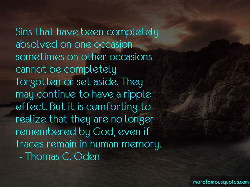 Thomas C. Oden Quotes Pictures 2