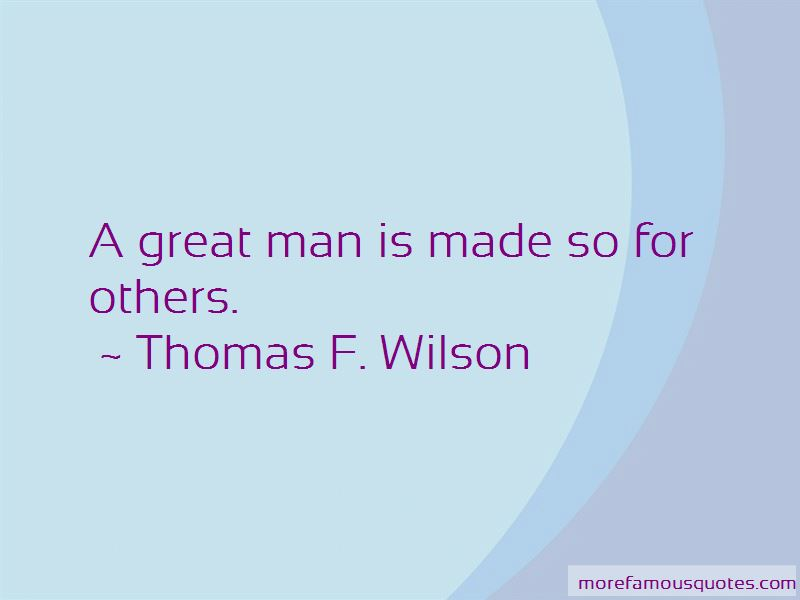 Thomas F. Wilson Quotes Pictures 4