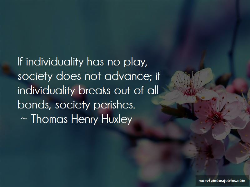 Thomas Henry Huxley Quotes Pictures 2