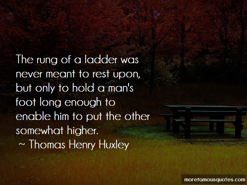 Thomas Henry Huxley Quotes Pictures 4