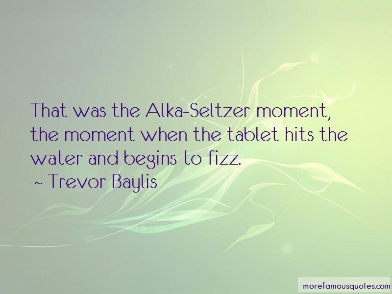 Trevor Baylis Quotes
