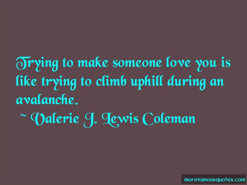 Valerie J. Lewis Coleman Quotes Pictures 2