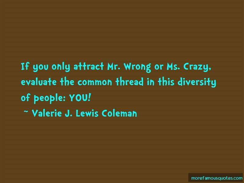Valerie J. Lewis Coleman Quotes Pictures 3