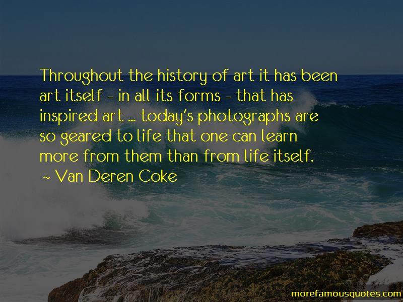 Van Deren Coke Quotes Pictures 3