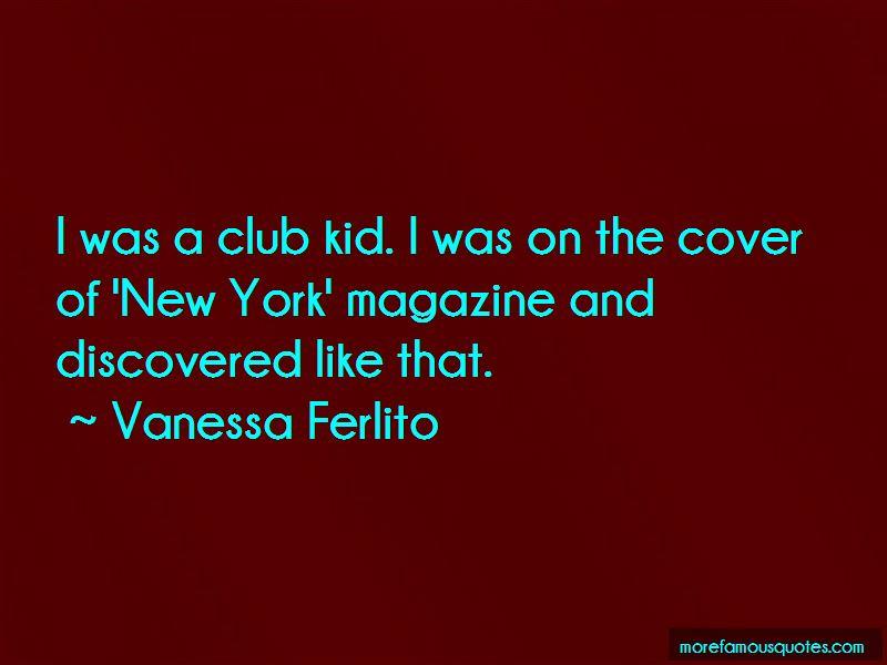 Vanessa Ferlito Quotes Pictures 3