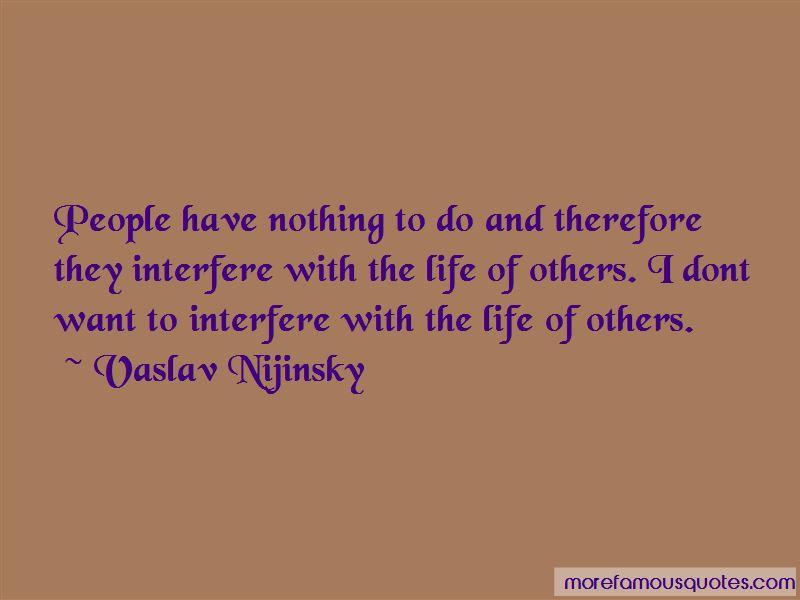 Vaslav Nijinsky Quotes Pictures 4