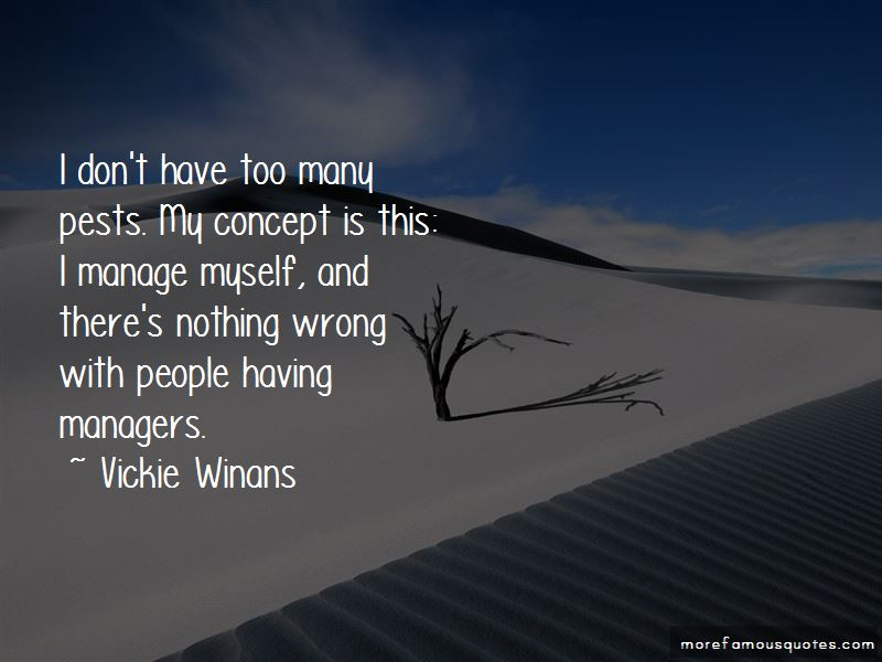 Vickie Winans Quotes Pictures 2
