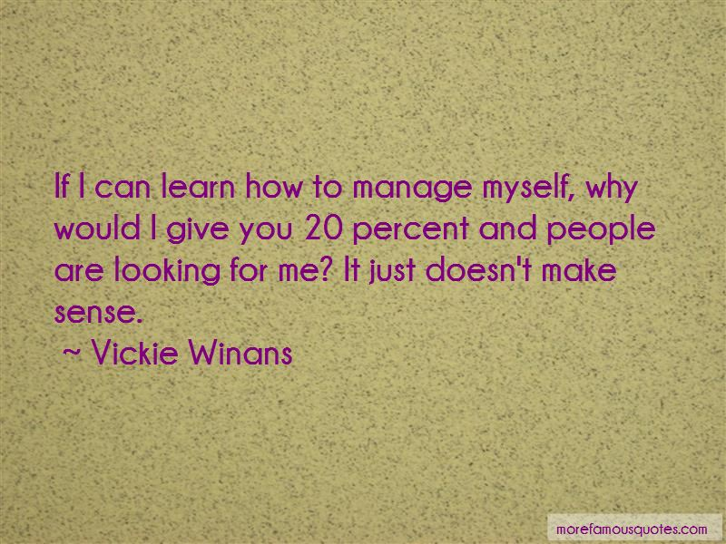 Vickie Winans Quotes Pictures 3