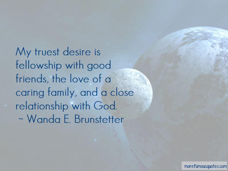 Wanda E. Brunstetter Quotes Pictures 3