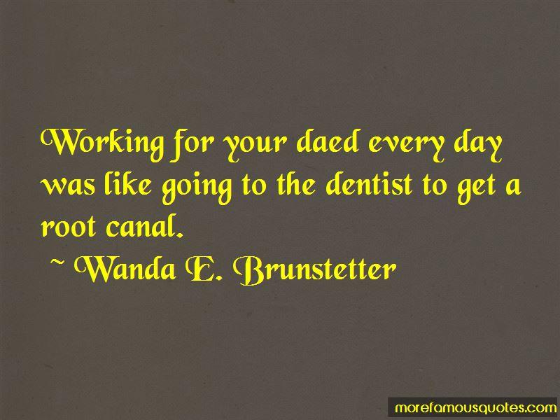 Wanda E. Brunstetter Quotes
