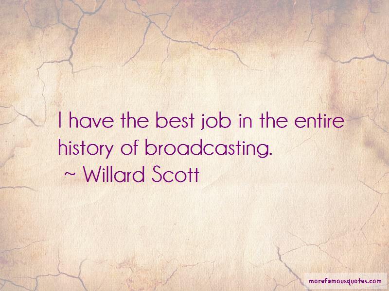 Willard Scott Quotes Pictures 4