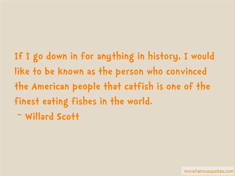 Willard Scott Quotes