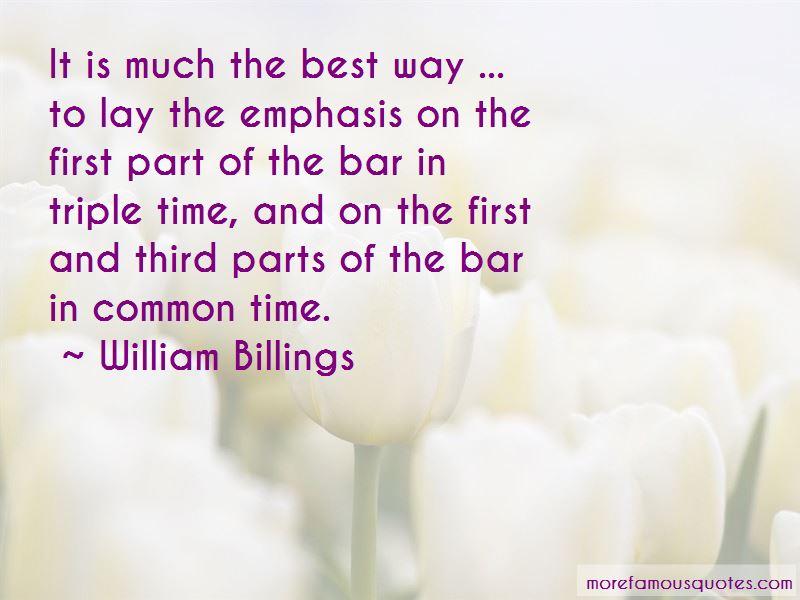 William Billings Quotes Pictures 3