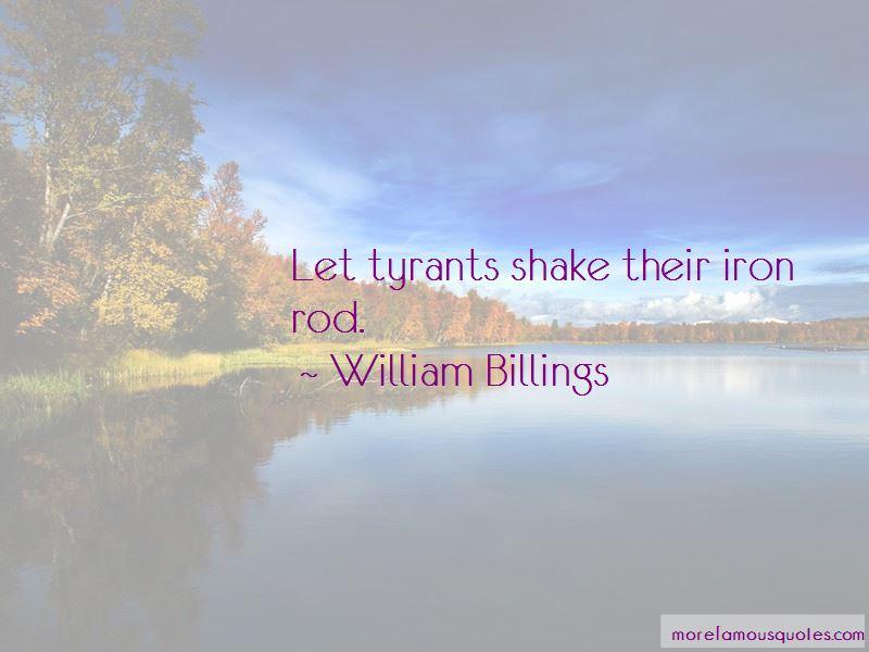 William Billings Quotes Pictures 4