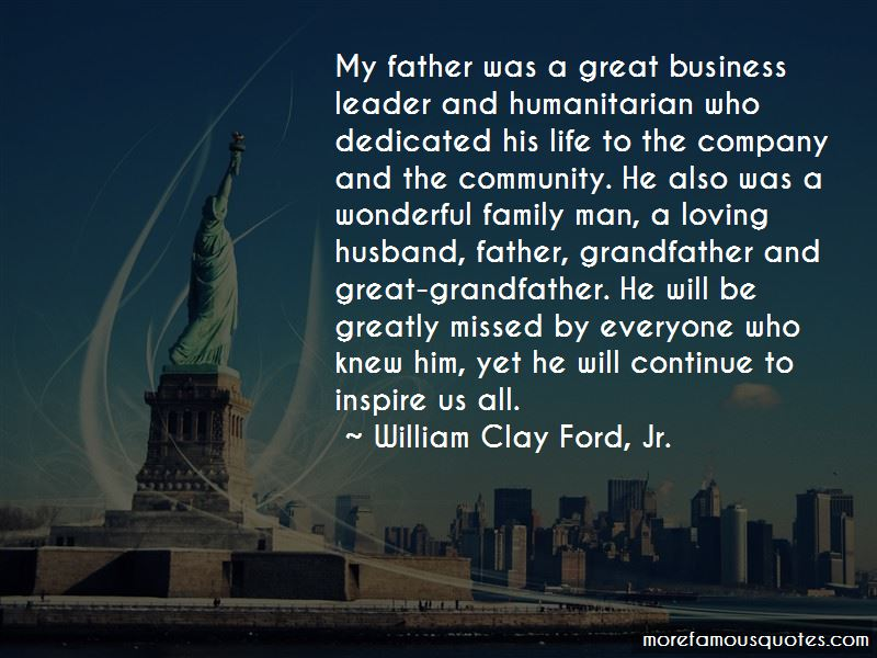 William Clay Ford, Jr. Quotes Pictures 2