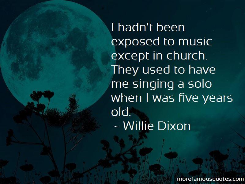 Willie Dixon Quotes Pictures 3