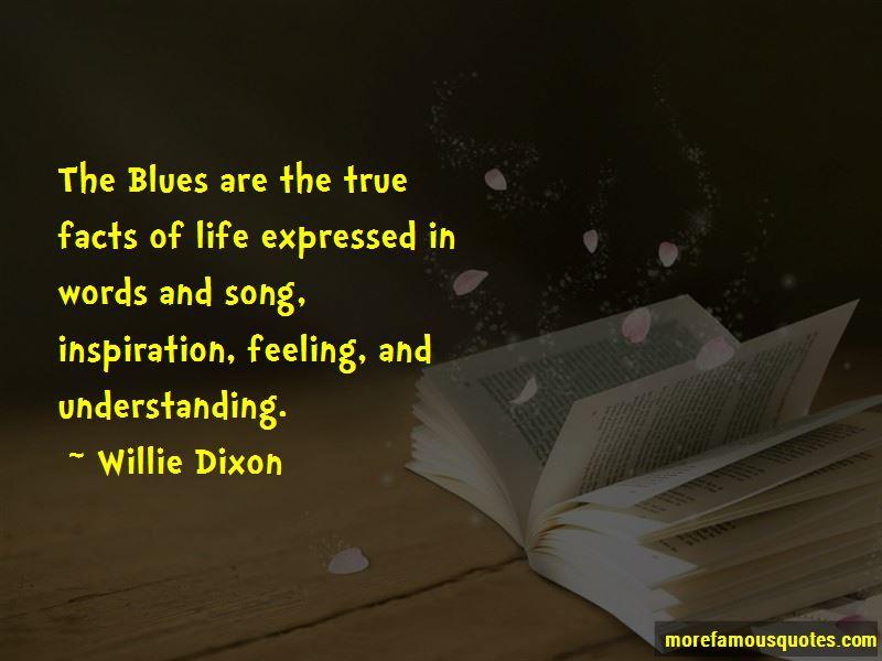 Willie Dixon Quotes
