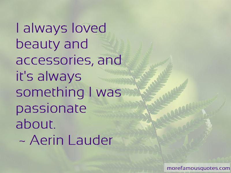 Aerin Lauder Quotes Pictures 2