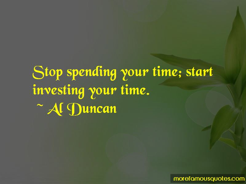 Al Duncan Quotes Pictures 2