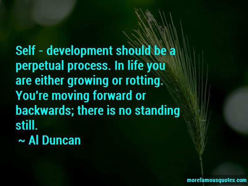 Al Duncan Quotes