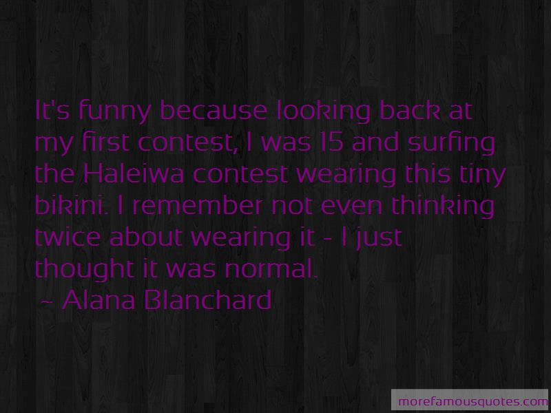 Alana Blanchard Quotes Pictures 4