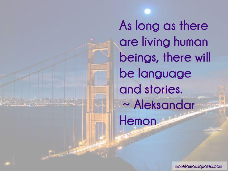 Aleksandar Hemon Quotes Pictures 2