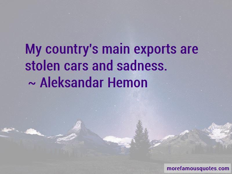 Aleksandar Hemon Quotes Pictures 4