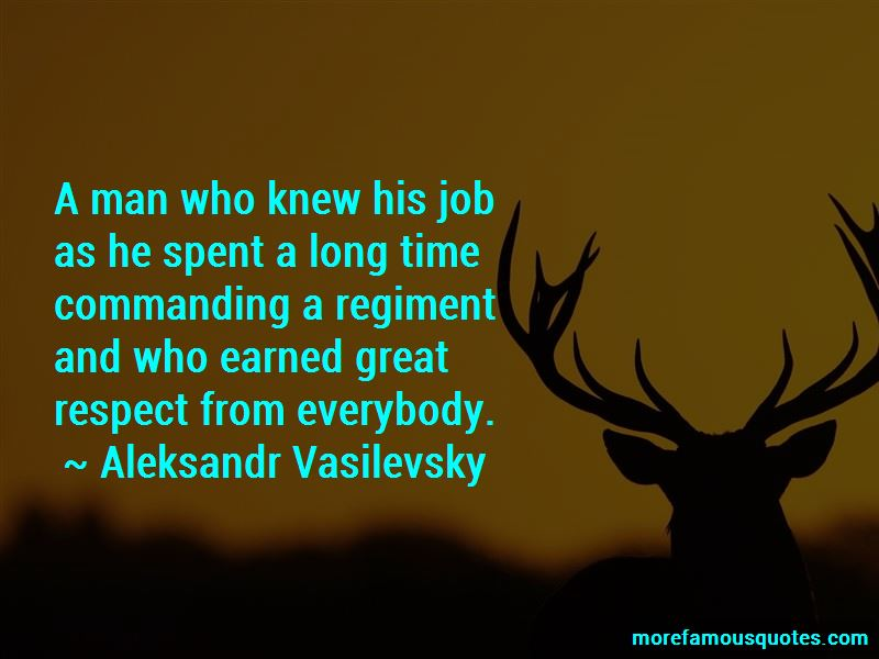 Aleksandr Vasilevsky Quotes Pictures 3