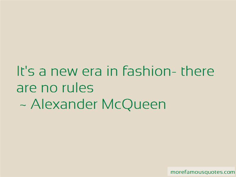 Alexander McQueen Quotes Pictures 2